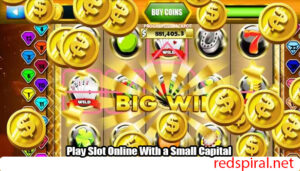 Play-Slot-Online-With-a-Small-Capital