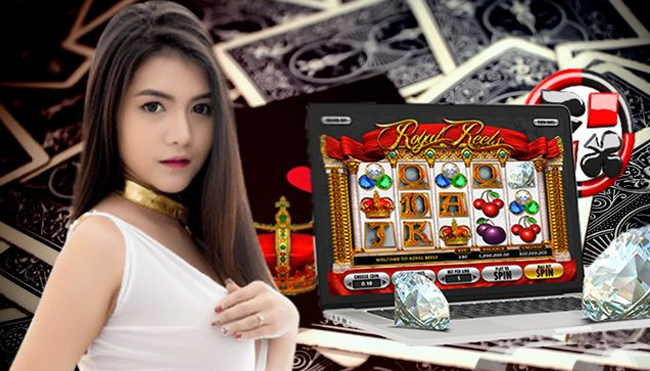 Playing Slots Online Provides Many Benefits